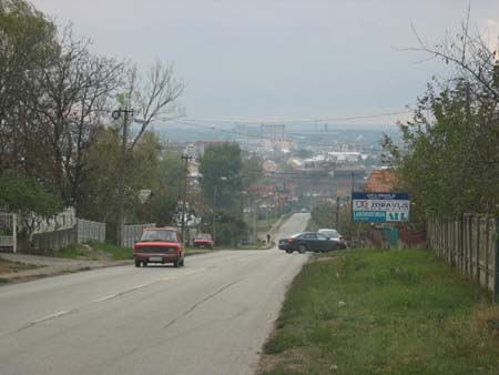 View on Pozarevac