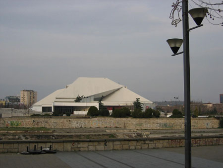 theatre in Skopje